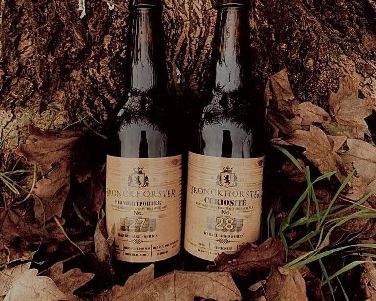 Bronckhorster Brewing Company Barrels