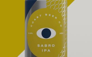 Coast Beer Co - Sabro IPA 0.0%