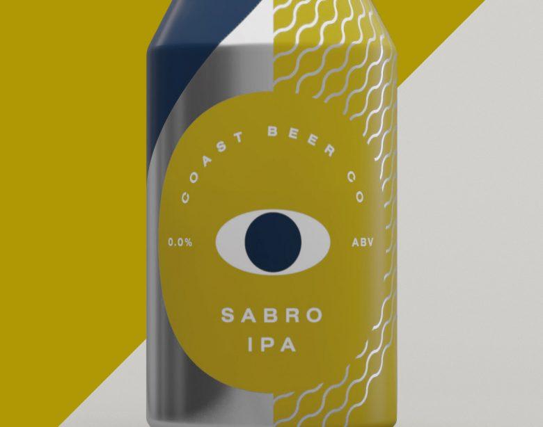 Coast Beer Co - Sabro IPA 0.0%