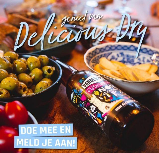 Delicious Dry Vandestreek Bier