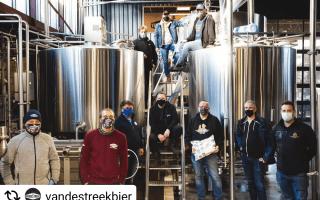 Derde ALS-bier gebrouwen