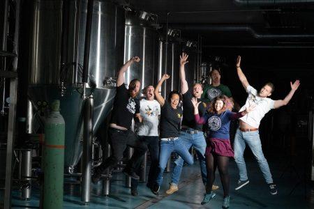 Kompaan Bier Team Foto