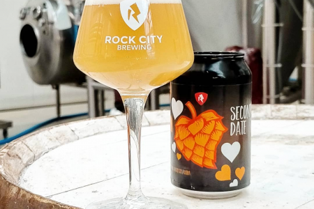 Rock City op Second Date Orange