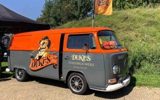 Stadsbrouwerij Dukes Bus