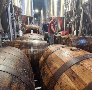 VandeStreek Bier Barrels