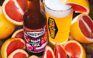 VandeStreek Bier - Playground Grapefruit