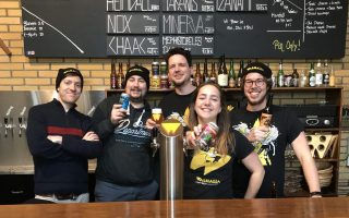 Walhalla Craft Beer Team