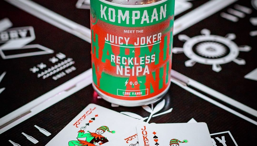 Kompaan Juicy Joker