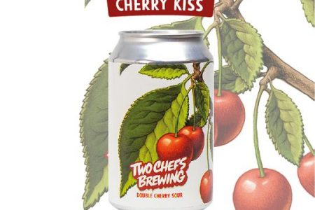Two chefs Brewing Cherry Kiss