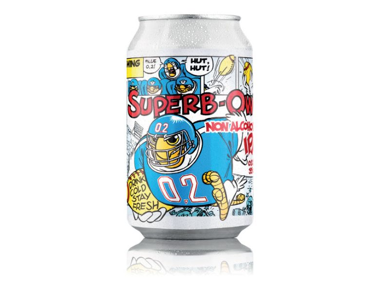Een nieuwe Uil in Haarlem - Uiltje Brewing Company Superb-Owl