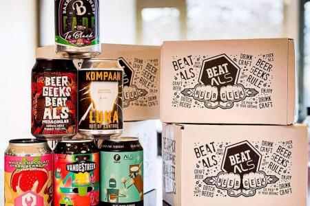 Beer Geeks beat ALS Livestream