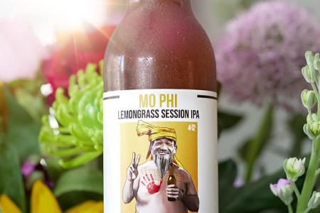 Big Belly Brewing Mo Phi