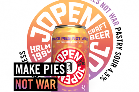 Jopen Bier Make Pies Not War