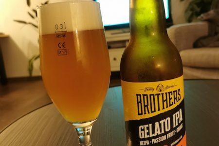 Brothers on Law Gelato IPA